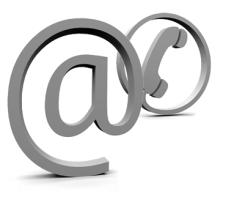 Kontaktní údaje - díly