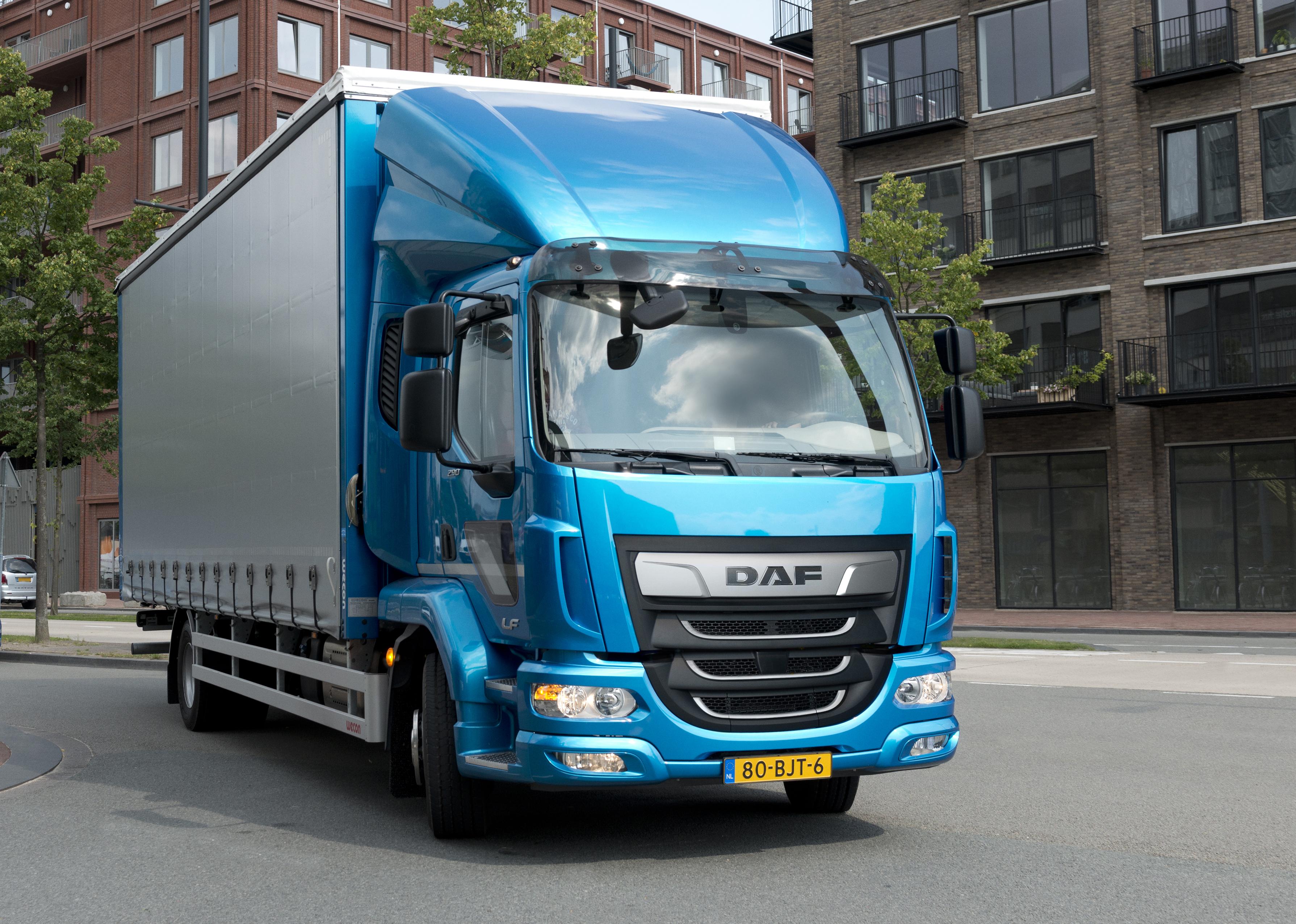 Nový DAF LF