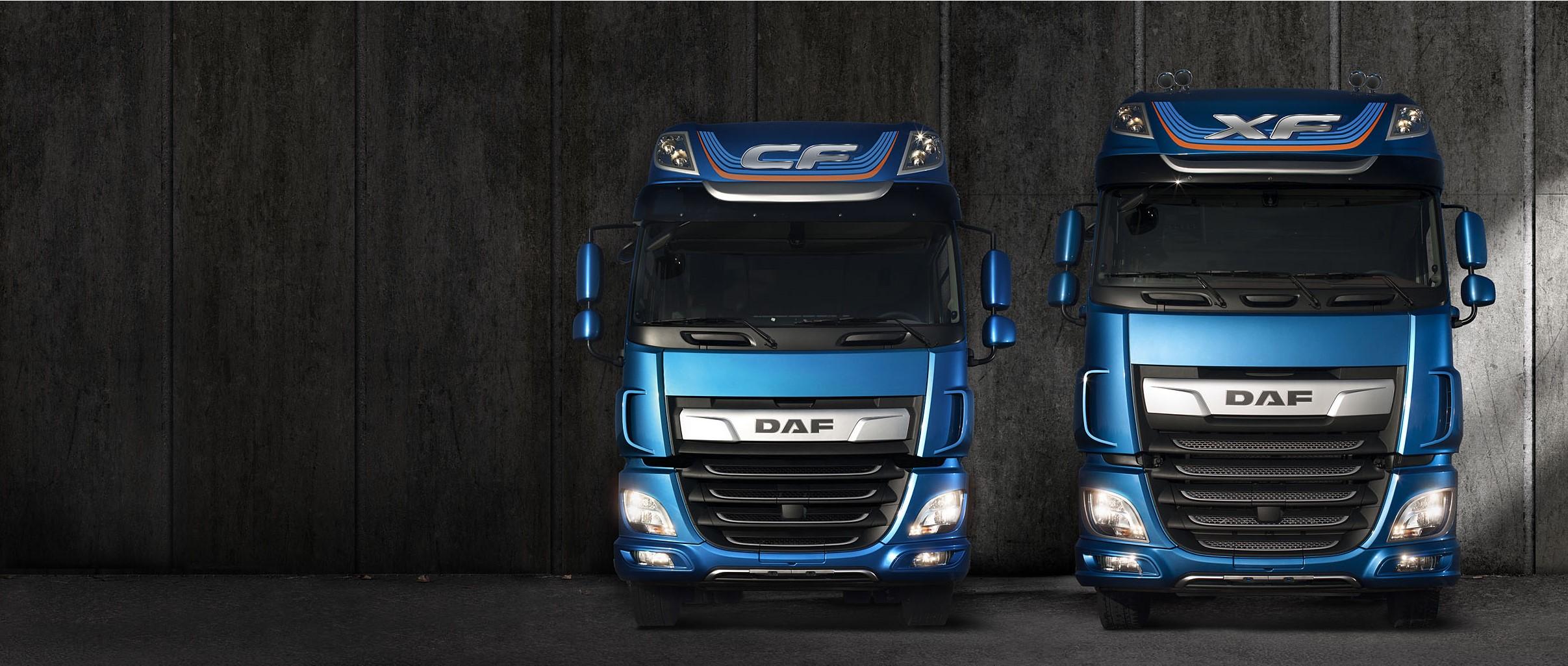 Nová modelová řada CF a XF