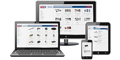 Online katalog dílů